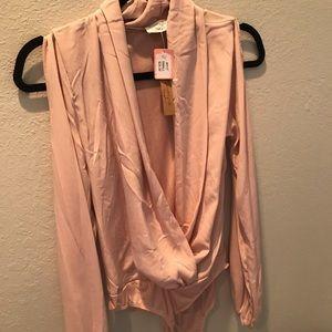 Boutique long sleeve body suit